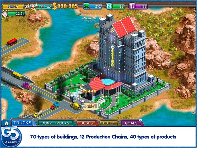 Virtual City 2: Paradise Resort HD