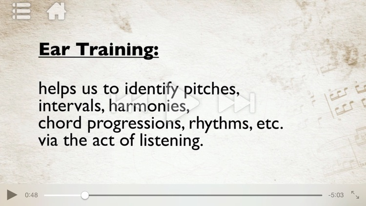 Ear Training 101 - Melodies, Intervals and Scales screenshot-3
