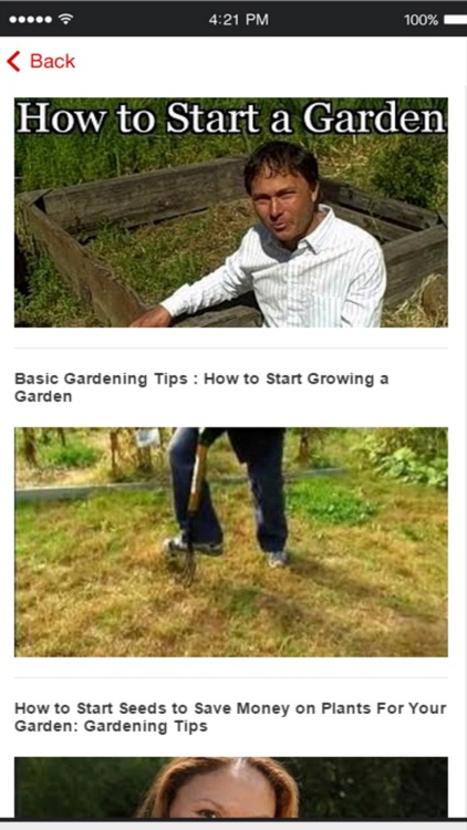 Gardening for Beginners - Your Source for Gardening Information screenshot-4