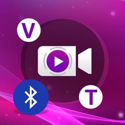 Bluetooth Video Transfer
