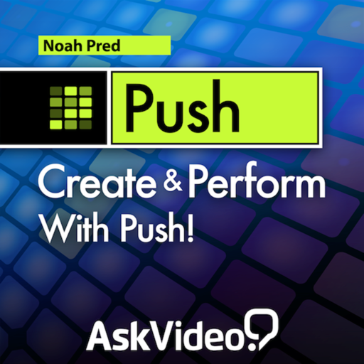AV for Push 101 - Create and Perform With Push