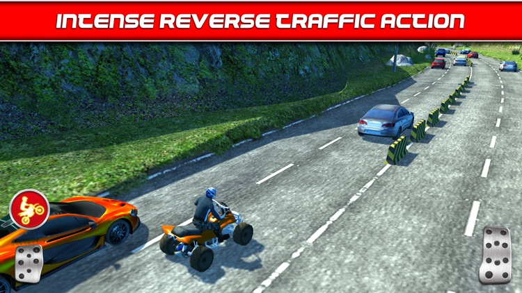 Bike Traffic Race Mania a Real Endless Road Racing Run Game screenshot-4