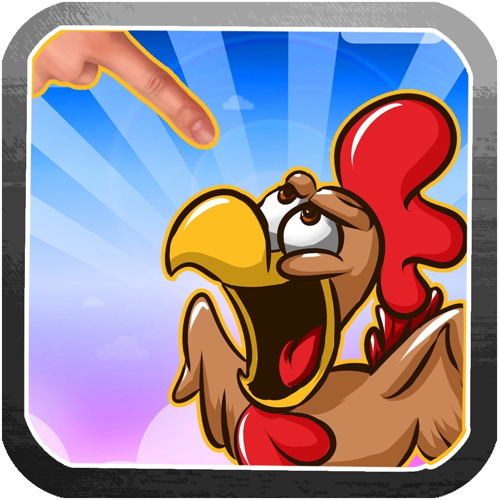 Chicken Fingers 3D - Angry Chickens Farm Simulator