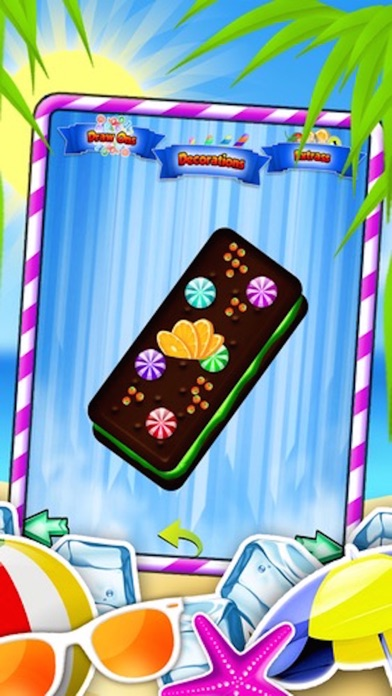 ... Frozen Treats Ice-Cream Cone Creator: Make Sugar Sundae! by Free Food  Maker ...
