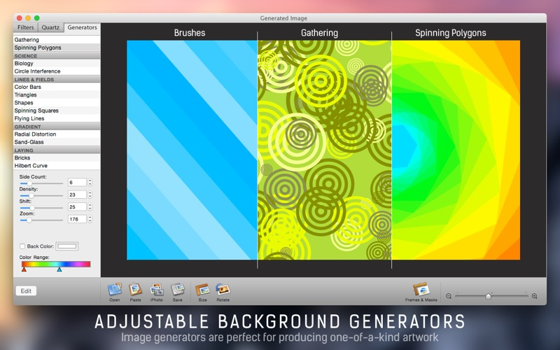 Image Tricks Lite Screenshot