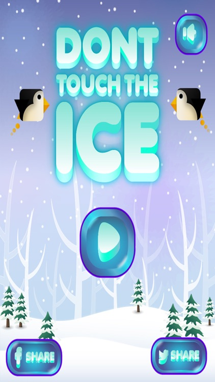 Don't Touch The Ice