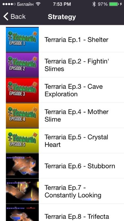 Guide Pro for Terraria screenshot-4
