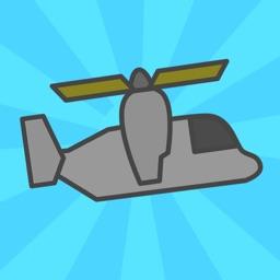 Hopping Osprey