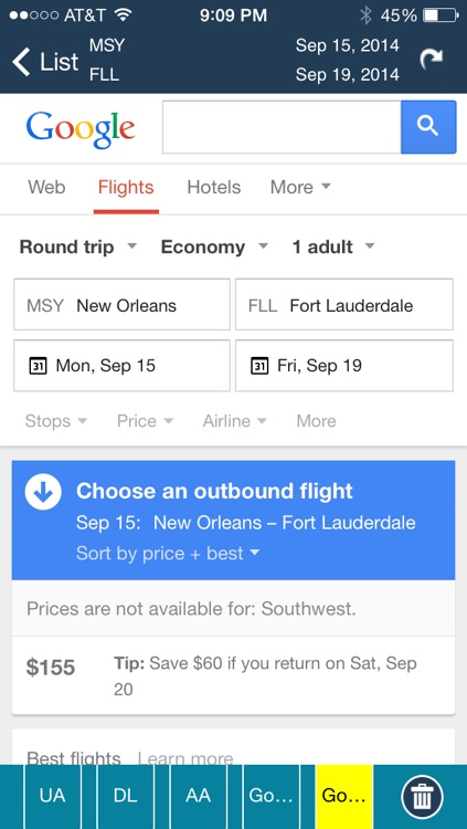 New Orleans Airport + Flight Tracker MSY Louis Armstrong screenshot-4