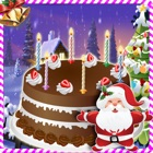 Christmas Cooking Cake Maker game for girls icon