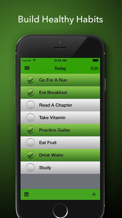 Habits - Develop Healthy Habits By Tracking Your Daily Task and Chores
