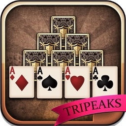 TriPeaks Solitaire for iPhone