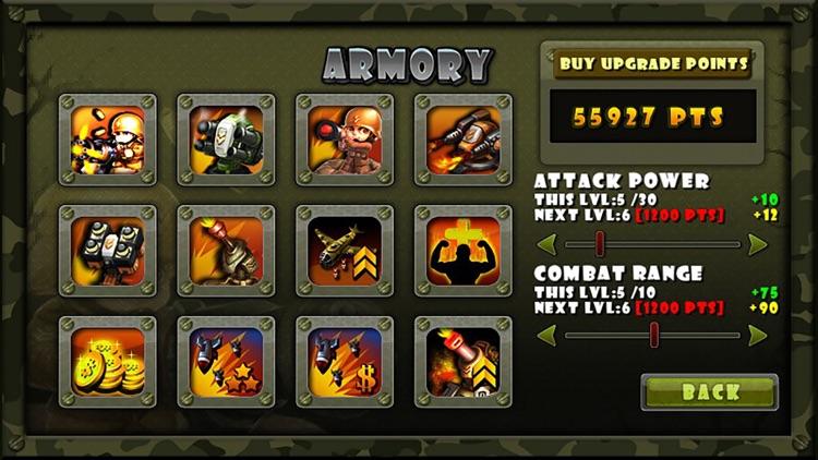Little Commander - World War II TD screenshot-4