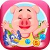 三只小猪学数数 早教 儿童游戏