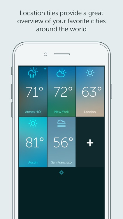 Atmos - Weather for your iPhone and Watch