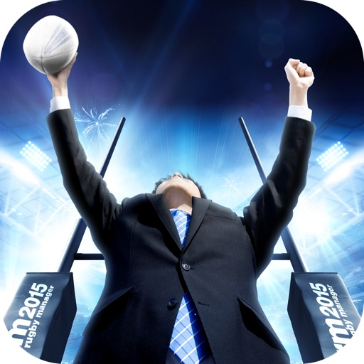 Pro Rugby Manager 2015 icon