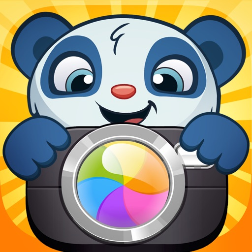 CosmoCamp: Color Hunt Game App for Toddlers and Preschoolers