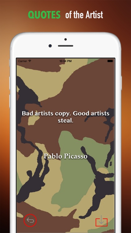 Camo Wallpapers HD: Quotes Backgrounds Creator with Best Art Collections and Inspirations screenshot-3
