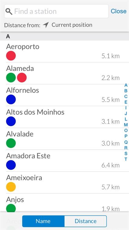 METRO : Lisbon screenshot-4
