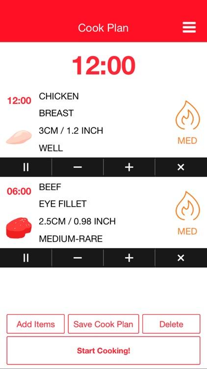 The Weber BBQ Timer screenshot-4