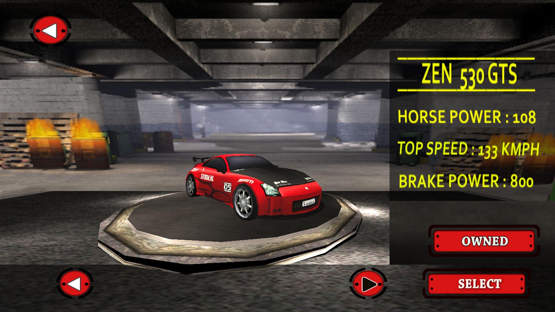 Speed Car Fighter HD 2015 Free screenshot 15