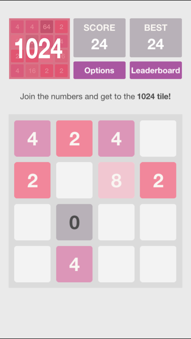 1024 - The Puzzle screenshot one