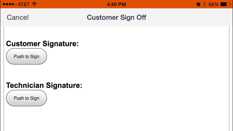ServiceMax Spring 15 for iPhone screenshot-4