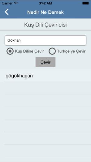 Nedir Ne Demek (Türkçe Sözlük) on the App Store