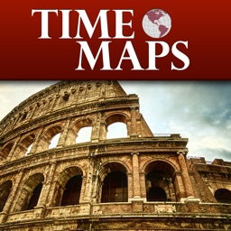 TIMEMAPS History of Ancient Rome - Historical Atlas