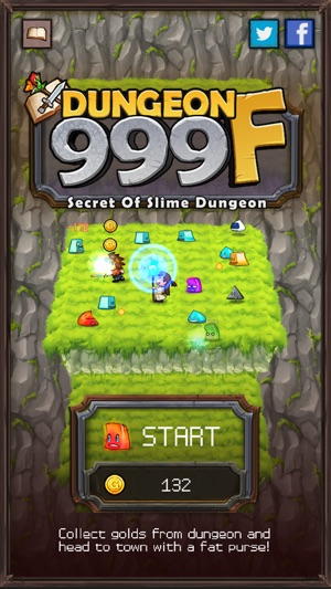 Dungeon999F Screenshot