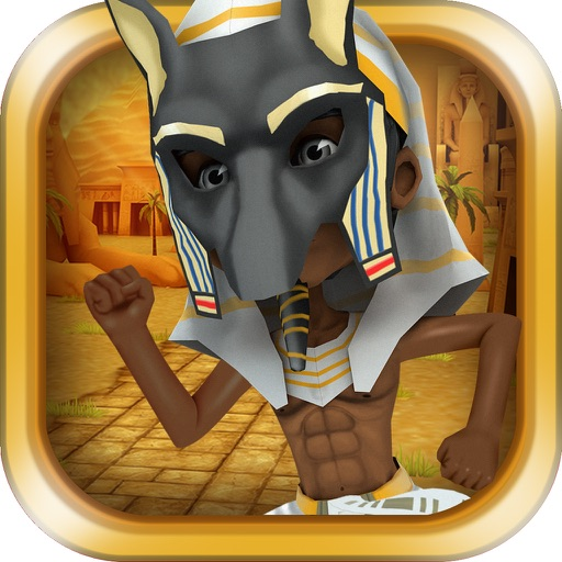 3D Egyptian Pyramid Run Game FREE