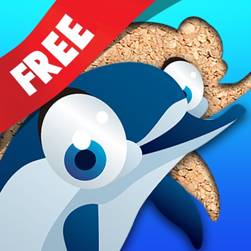 Free Sealife Cartoon Jigsaw Puzzle