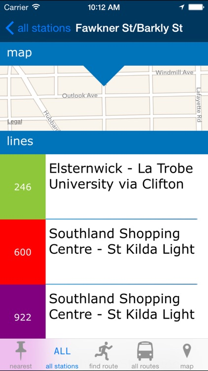 Melbourne Buses screenshot-4