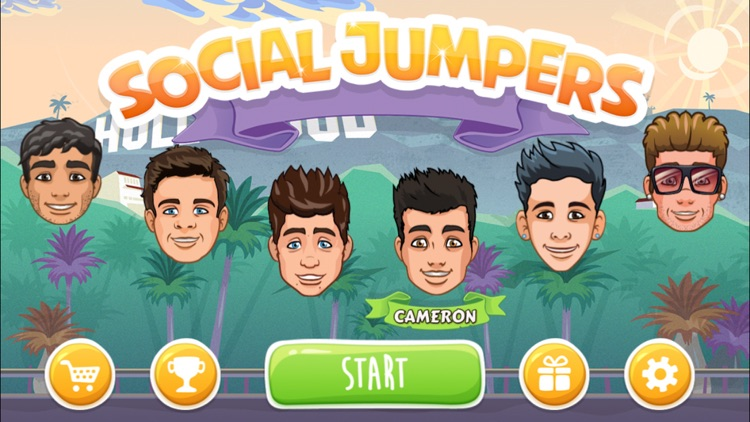 Social Jumpers screenshot-3