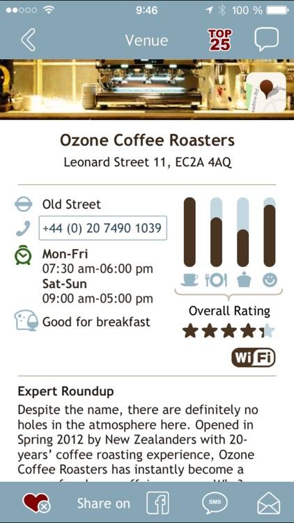 London: Coffee Guide screenshot-4