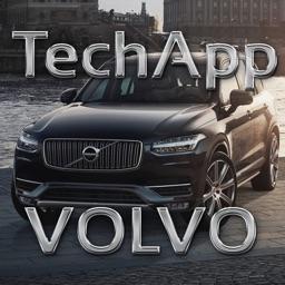 TechApp for Volvo