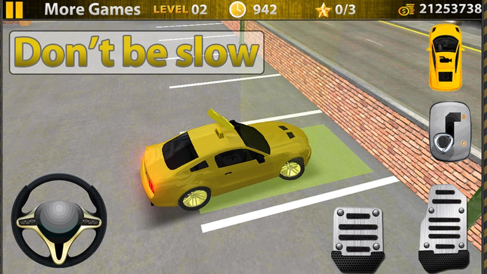 3D Taxi Driver Duty Game hack tool