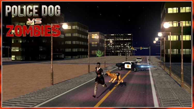 Police Dog vs Zombies Attack