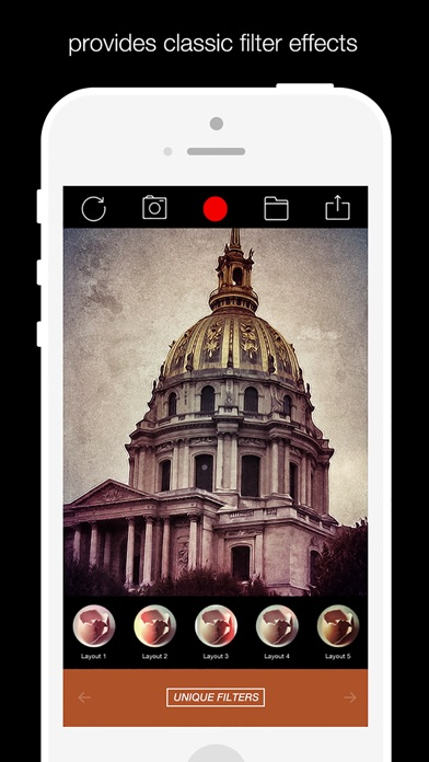 Quick FX Photo 360 - camera effects & filters plus photo editor Скриншоты4