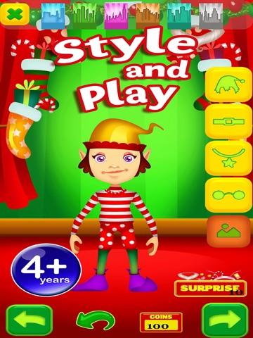 screenshot 3 for santas christmas elf game free app - Christmas Elf Games