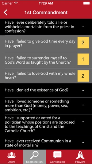 ‎Confession: A Roman Catholic App
