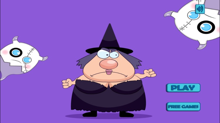 Angry Witch Adventure - Hunts For Souls Saga (Free)