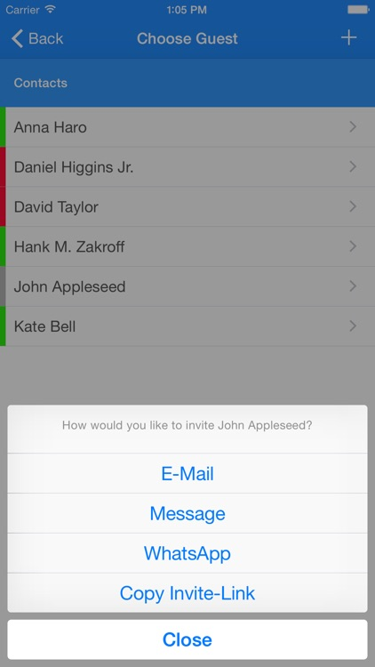 Invite – Invitations made easy screenshot-3