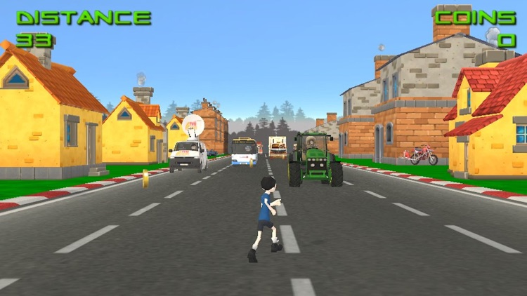 Road Skill screenshot-1