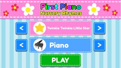 点击获取First Piano Nursery Rhymes LITE - Play Along Keyboard