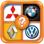 Guess Auto - de nombreuses marques de voitures dans la même application