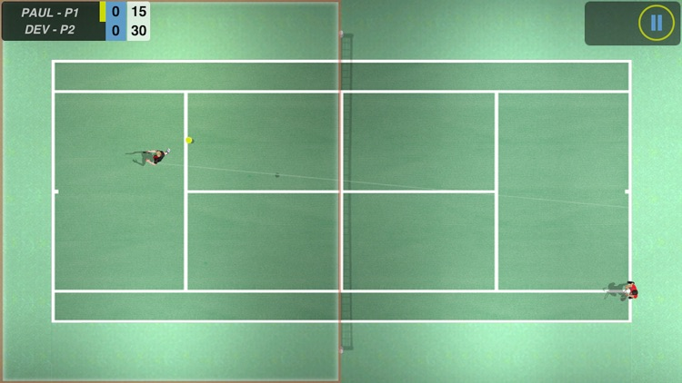 Flick Tennis screenshot-4