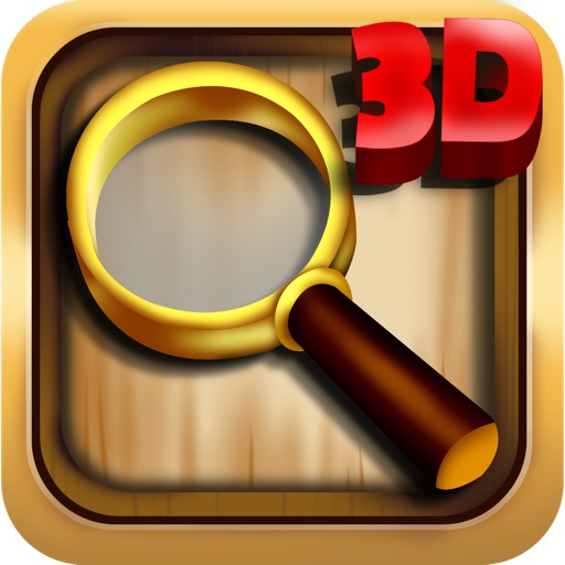 Hidden Objects 3D
