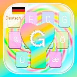 PrettyKeyboard ThemesExclusive German language