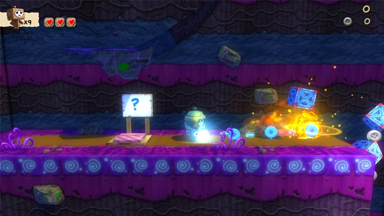 Paper Monsters Recut screenshot-1